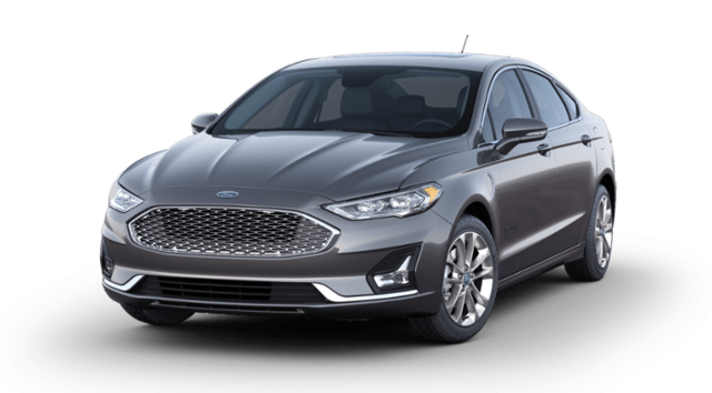 New 2020 Ford Fusion Plug-in Hybrid Titanium Sedan for sale in Jersey City